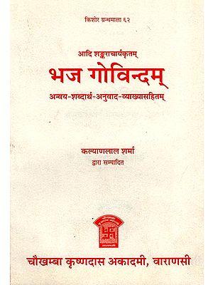 भज गोविन्दम् (संस्कृत एवम् हिन्दी अनुवाद): Bhaja Govindam (Sanskrit to Hindi Translation)