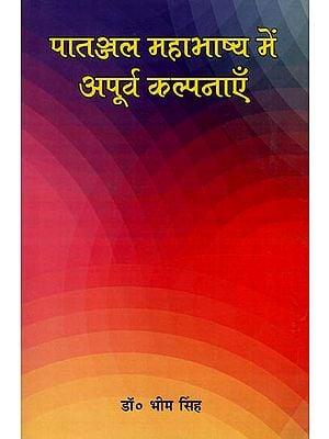 पातञ्जल महाभाष्य में अपूर्व कल्पनाएँ: Wondrous Imaginations in Patanjal Mahabhashya