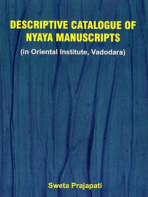 Descriptive Catalogue of Nyaya Manuscripts