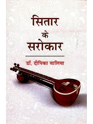 सितार के सरोकार: Introduction to Instrument Sitar