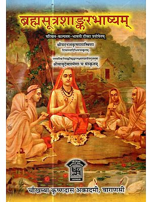 ब्रहासूत्राशाङ्करभाष्यम - Brahmasutra Sankara Bhasya