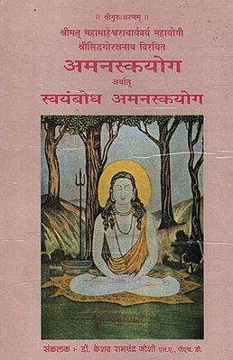 अमनस्कयोग - Amanaskyoga (Marathi)