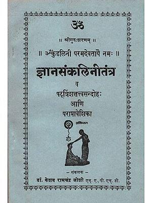ज्ञानसंकलिनीतंत्र - Jnanasankalini Tantra (Marathi)