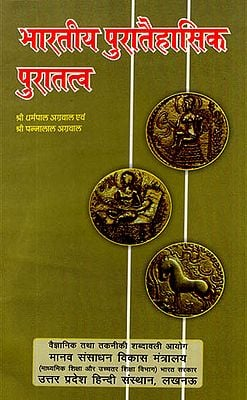 भारतीय पुरातैहासिक पुरातत्व: Archaeological History of India (With Map)