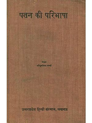 पतन की परिभाषा- Definition of the Fallen (An Old and Rare Book)