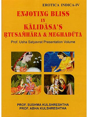 Enjoying Bliss in Kalidasa's Rtusamhara and Meghaduta
