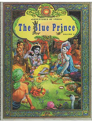 Adventures of India : The Blue Prince (Volume 3)