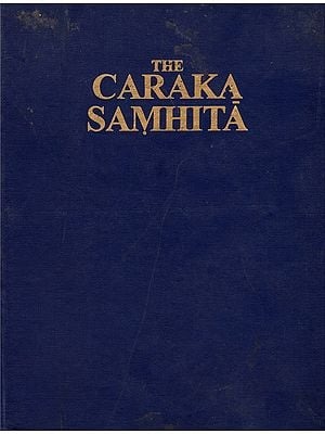 The Caraka Samhita (Vol-1)