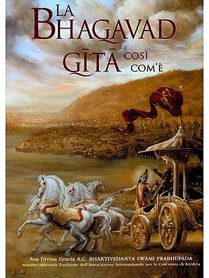La Bhagavad Gita Cosi Comé (Italian)