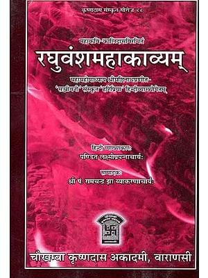 रघुवंशमहाकाव्यम् - Raghuvansa Mahakavyam