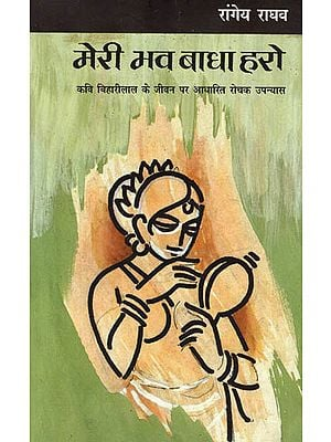 मेरी भव बाधा हरो: A Novel Based on the Life of Poet Bihari Lal