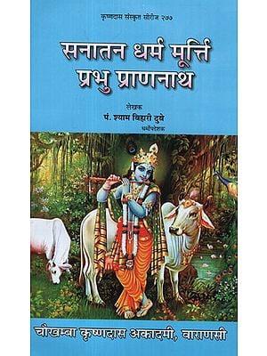सनातन धर्म मूर्त्ति प्रभू प्राणनाथ- Sanatan Dharma Idol-  Prabhu Prannath