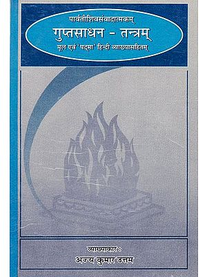 गुप्त साधन तन्त्रम् - Gupta Sadhana Tantram