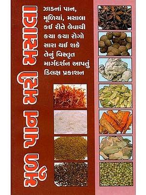 Mool-Pan, Mari-Masala (Gujarati)