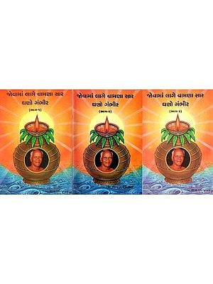 It is Complete Essence That Matters (Set of 3 Books in Gujarati)