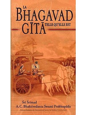 Bhagavad Gita As It Is (In French)