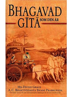 Bhagavad Gita As It Is (In Swedish)