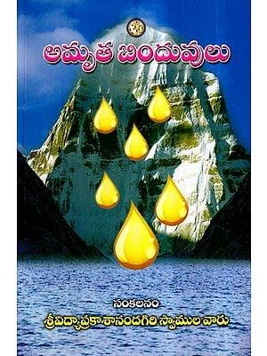 Amruta Binduvulu (Telugu)