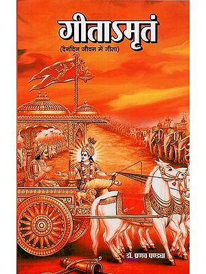 गीताअमृतं (दैनंदिन जीवन में गीता) : Gita Amritam (Gita in Everyday Life)