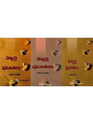 Lives That Inspire in Telugu (Set of 3 Volumes)