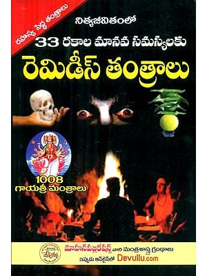 Secret Experimental Tatics In Everyday Life- 33 Types of Remedies Strategies for Human Problems (With 1008 Gayatri Mantras in Telugu)