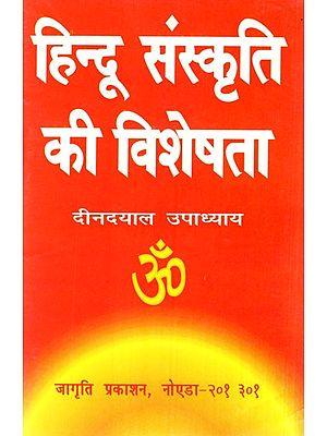 हिन्दू संस्कृति की विशेषता- Hindu Sanskriti Ki Visheshta