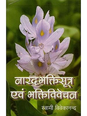 नारदभक्तिसूत्र एवं भक्तिविवेचन : Narada Bhakti Sutras and Bhakti Discourse