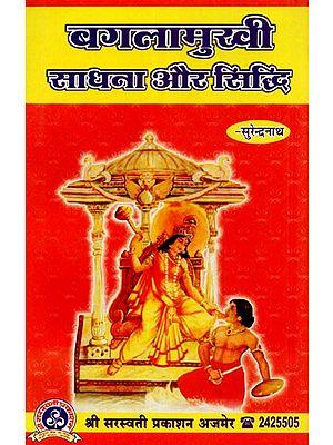 बगलामुखी साधना और सिद्धि  - Bagalamukhi Sadhana and Siddhi