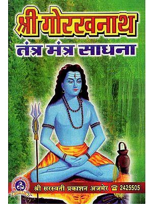 श्री गोरखनाथ तंत्र मंत्र साधना - Shri Gorakhnath Tantra Mantra Sadhana