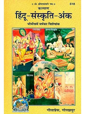 हिंदू-संस्कृति-अंक (चौबीसवें वर्ष का विशेषांक)- Hindu Sanskriti Issue (Twenty Four Year Special Issue)