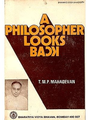 A Philosopher Looks Back (An Old and Rare Book)