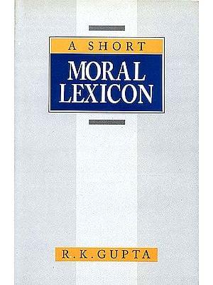 A Short Moral Lexicon