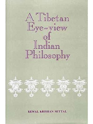 A Tibetan Eye-view of Indian Philosophy