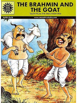 Panchatantra The Brahmin and the Goat and other Stories