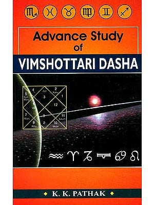 Advance Study of Vimshottari Dasha