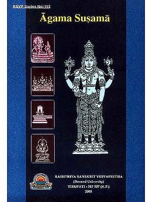 Agama Susama (Glimpses of the National Seminar on Agamas)