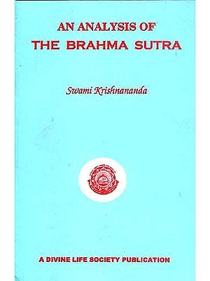 An Analysis of The Brahma Sutra