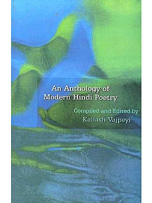 An Anthology of Modern Hindi Poetry