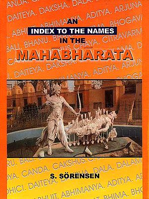 An Index To The Names In The Mahabharata