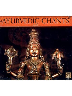 Ayurvedic Chants Sanskrit (Audio CD)