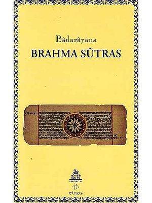 Badarayana Brahma Sutras (Spanish)