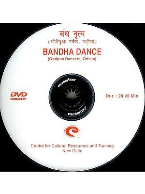 Bandha Dance (Gotipua Dancers, Orissa) (DVD Video)