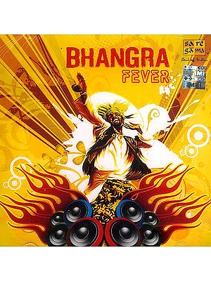 Bhangra Fever <br>(Audio CD)
