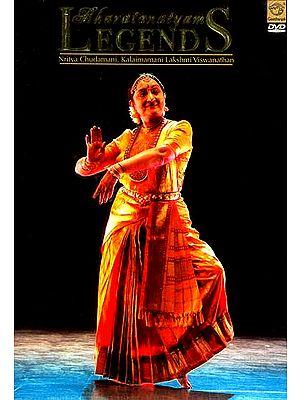 Bharatanatyam Legends (DVD Video)