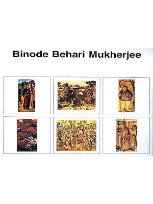 Binode Behari Mukherjee (Portfolio of 5 Prints)