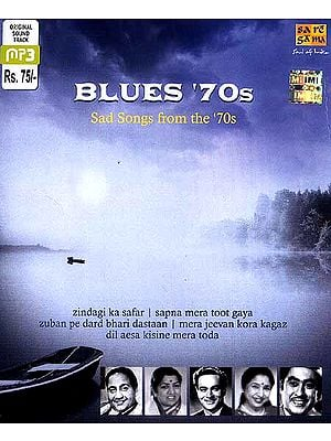 Blues '70s: Sad Songs from the '70s (MP3 CD)