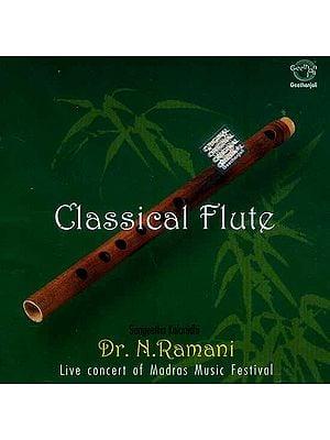 Classical Flute (Audio CD)