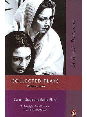 Collected Plays: Volume Two - Screen, Stage and Radio Plays