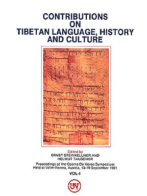 Contributions on Tibetan Language, History, Culture and Buddhist Religion and Philosophy (2 Volumes)
