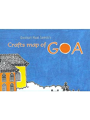 Crafts Map of Goa